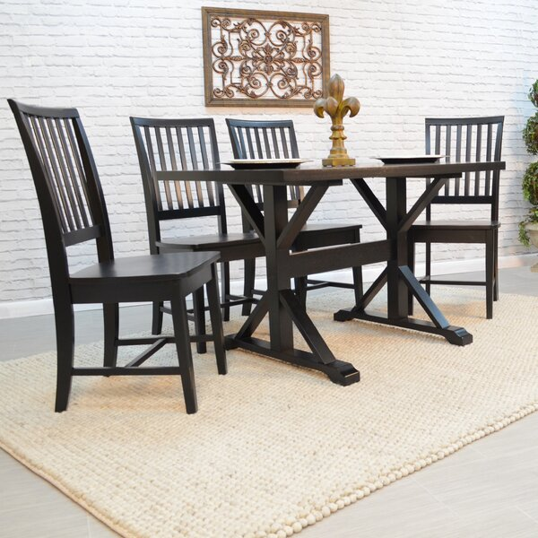 Alene 5 Piece Dining Set by August Grove