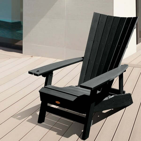 Pifer Plastic Folding Adirondack Chair by Breakwater Bay Breakwater Bay