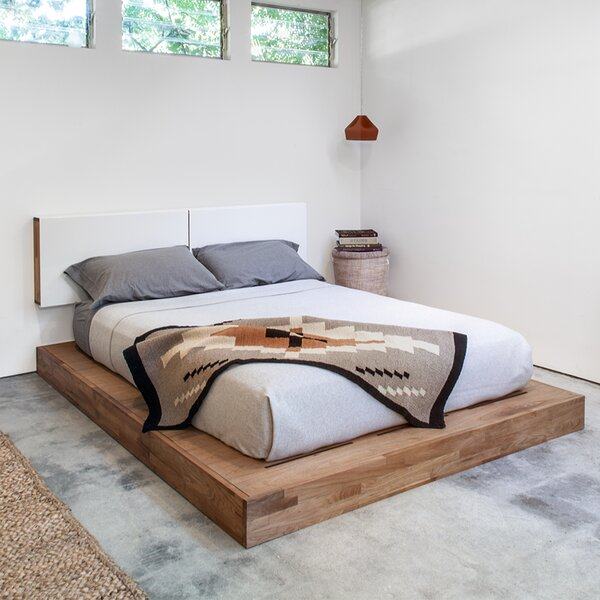 Middendorf Platform Bed by George Oliver