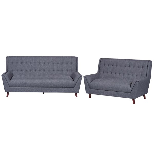 Wolfforth 2 Piece Living Room Set by Ivy Bronx