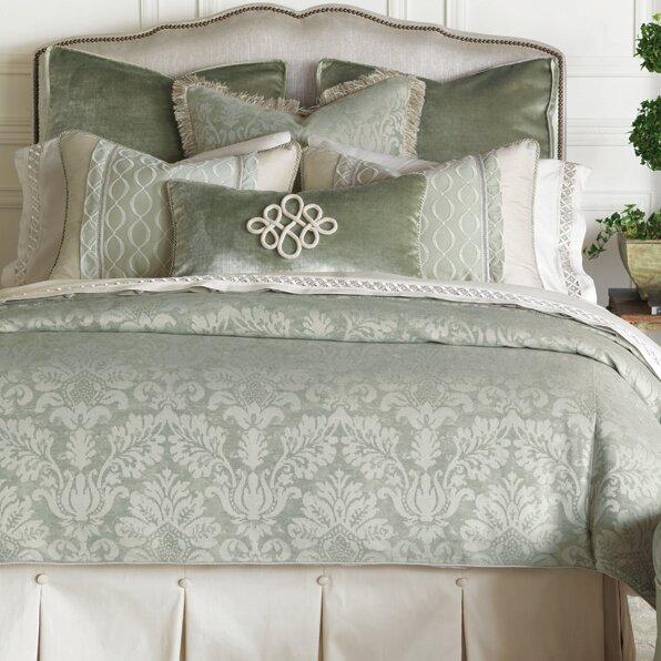 Lourde Celadon Single Comforter