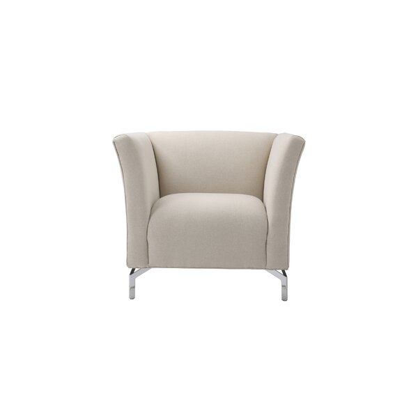 Talbott 22 inch Armchair by Brayden Studio