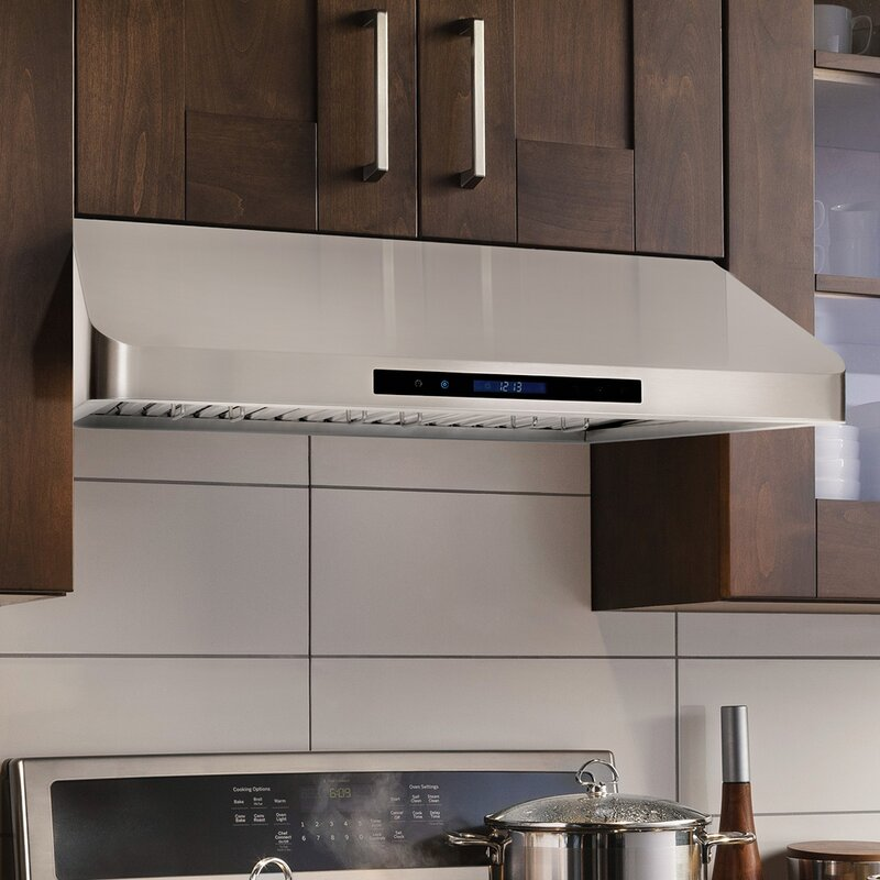 900 Cfm Ducted Under Cabinet Range Hood