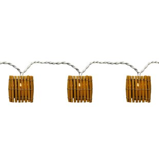 Bargain 10-Light Lantern String Lights By Penn Distributing