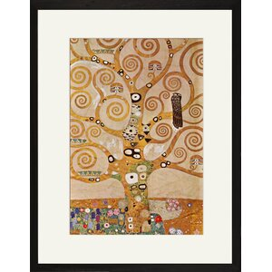 Frieze II Framed Painting Print by Buyenlarge