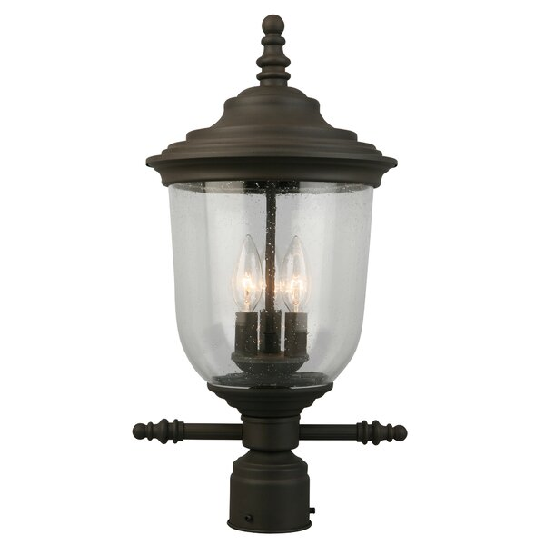 Dransfield 3-Light Lantern Head by Canora Grey