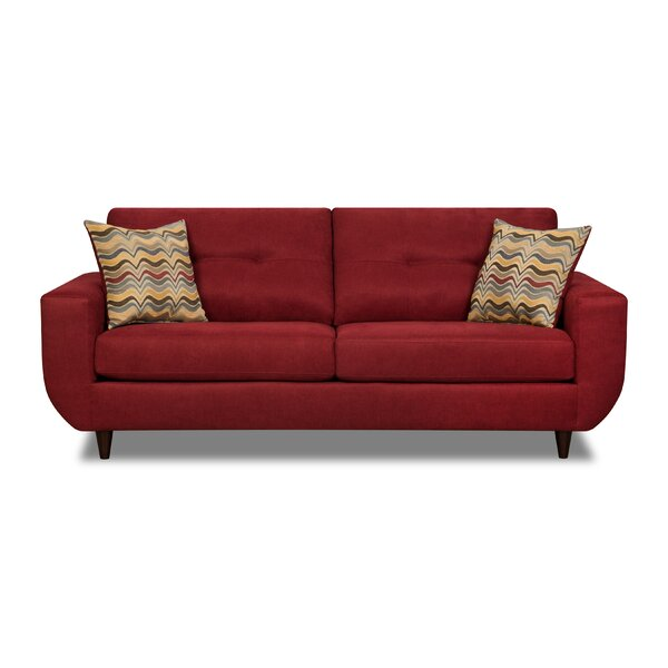 Weekend Promotions Simmons Upholstery Gudino Sofa by Brayden Studio by Brayden Studio