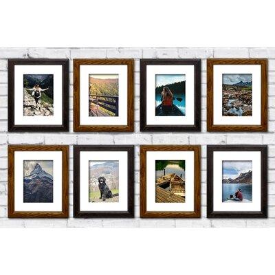 Latitude Runâ Arianie Wooden Picture Frame Latitude Runâ Picture Size 8 5 X 11 Pack Size 5 Dailymail