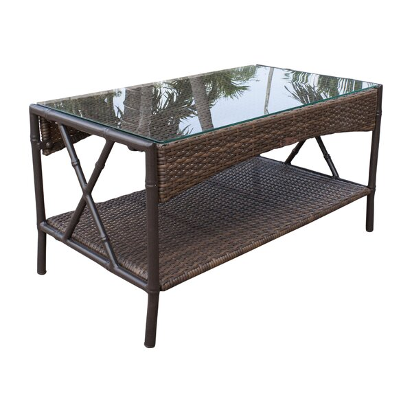 Rum Cay Coffee Table by Panama Jack Outdoor