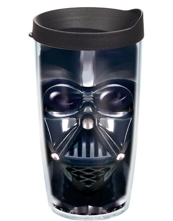 Star Wars Darth Vader Plastic Travel Tumbler by Tervis Tumbler