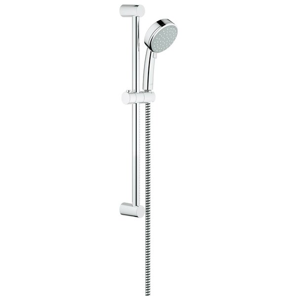 New Tempesta Cosmopolitan 100 Tub and Shower Faucet with SpeedClean Technology by Grohe