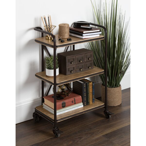 Grote Metal Bar Cart by Williston Forge Williston Forge