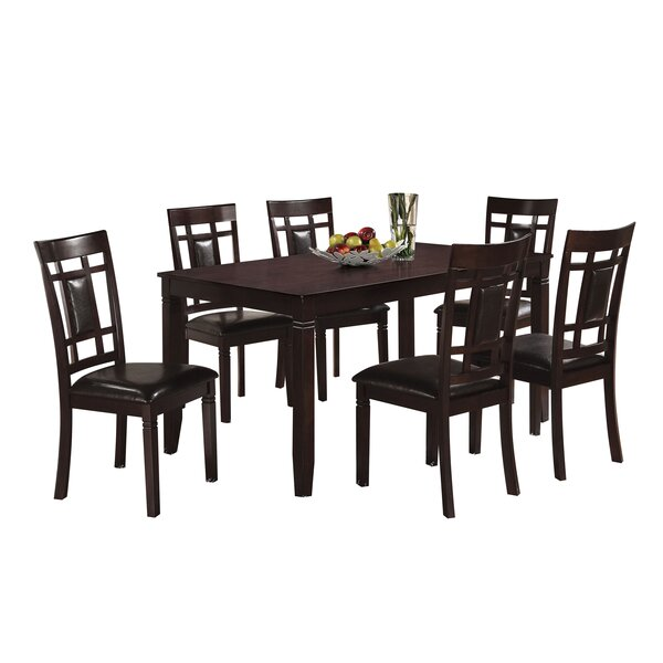 Best Choices Gore 7 Piece Dining Set By Red Barrel Studio Sale