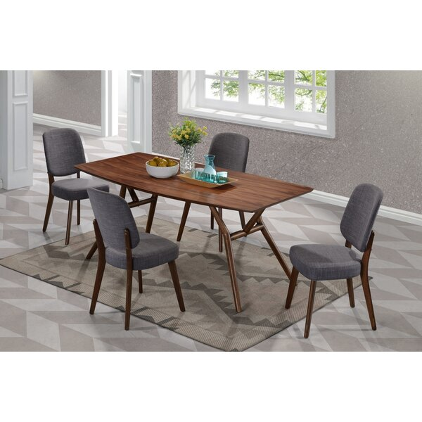 Kirsten 5 Piece Dining Set by Corrigan Studio