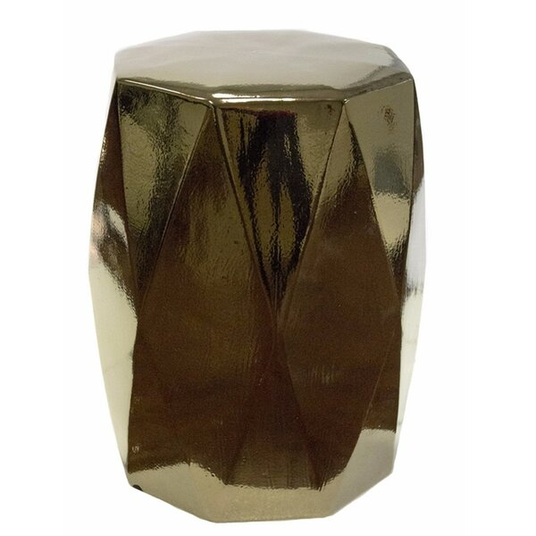 Keiper Diamond Edge Garden Stool by Mercer41