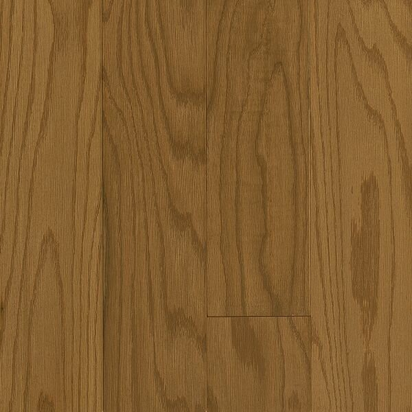 3 Engineered Oak Hardwood Flooring in Warm Caramel by Armstrong Flooring