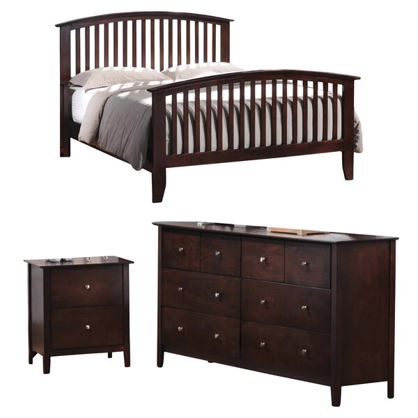 Alejandro Standard Configurable Bedroom Set by Charlton Home
