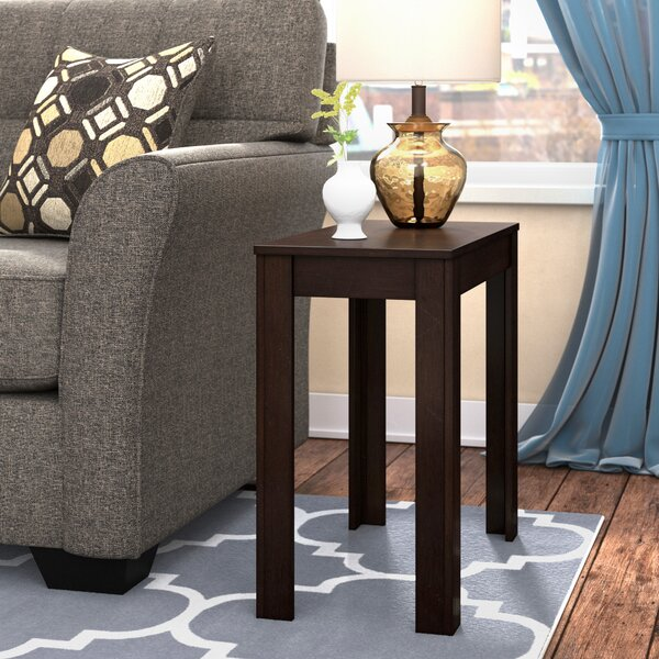 Schenk End Table by Winston Porter