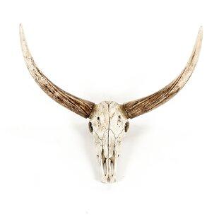 Bull Skull Wall Decor