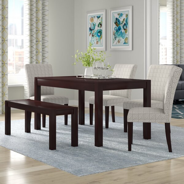 Branch 6 Piece Dining Set by Latitude Run