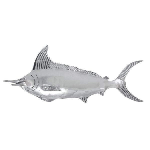 High Seas Marlin Serving Platter by Mariposa