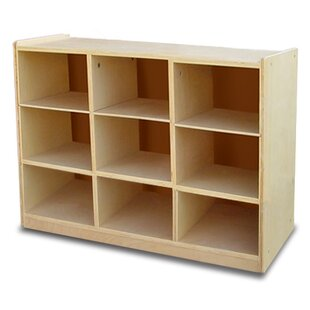 9 Compartment Cubby ByA+ Child Supply