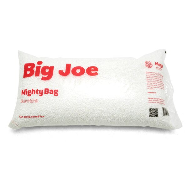Big Joe Bean Bag Replacement Fill (Set of 2) by Comfort Research