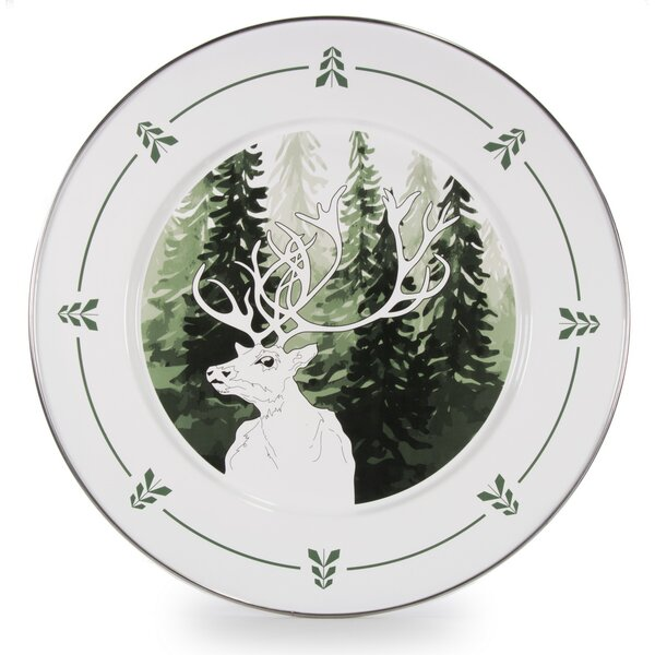 Schell Forest 14 Platter by Millwood Pines