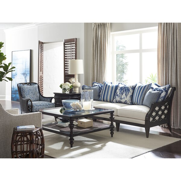 Royal Kahala Configurable Living Room Set by Tommy Bahama Home