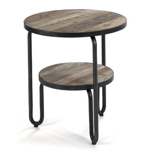 Alberta End Table by Zentique Inc.