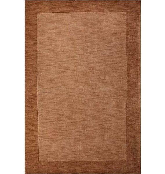 Henley Hand-Tufted Beige Dark Area Rug by Wildon Home ®