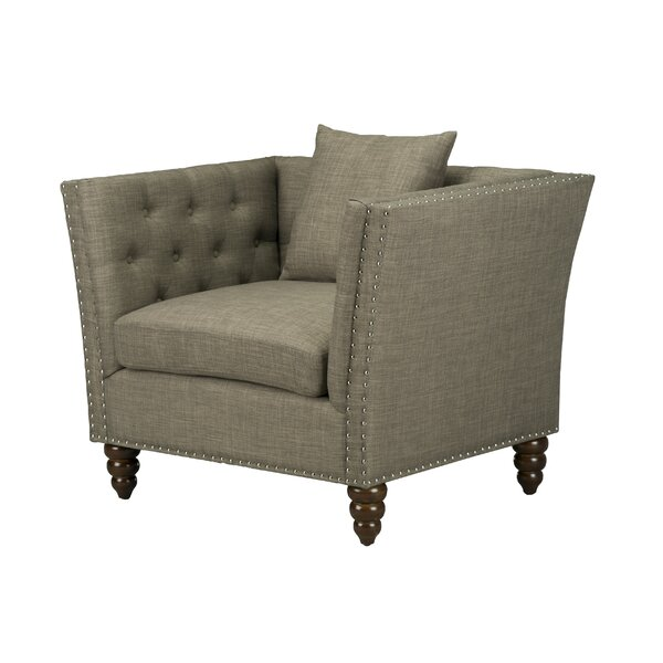 Aldergrove Armchair by Charlton Home