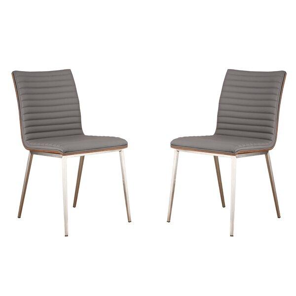 Café Side Chair (Set of 2) by Armen Living