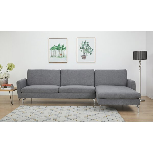 Cheap But Quality Littell Reversible Sectional by Latitude Run by Latitude Run