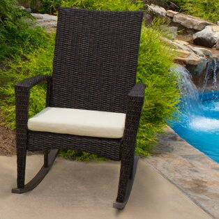 Legere Rocking Chair by Darby Home Co