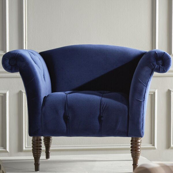 Autry 21 inch Armchair by House of Hampton