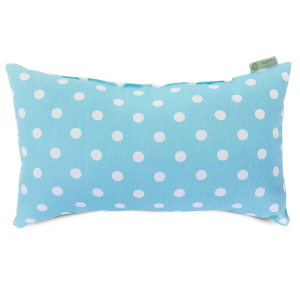 Telly Polyester/Polyester blend Small Lumbar Pillow by Viv + Rae