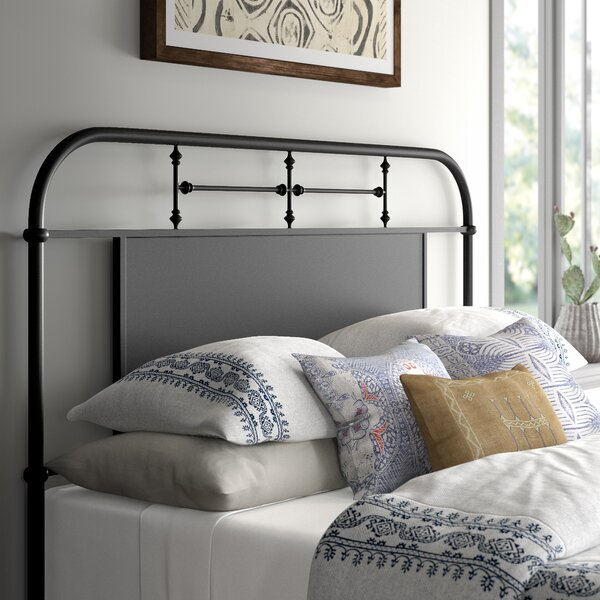 Mistana Lamont Open Frame Headboard U0026 Reviews | Wayfair