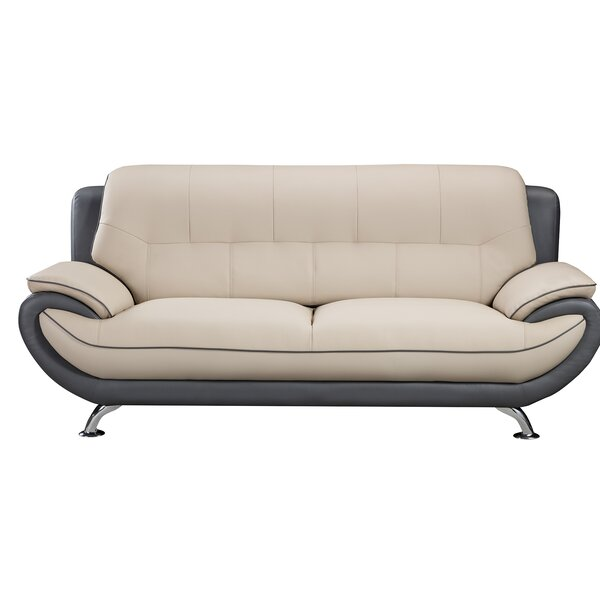 Review Sonnie 82 Inches Pillow Top Arms