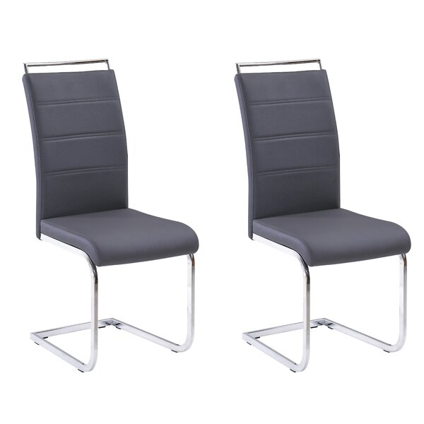 Muirhead Upholstered Dining Chair (Set of 2) by Orren Ellis Orren Ellis
