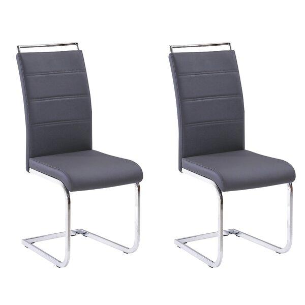 Muirhead Upholstered Dining Chair (Set of 2) by Orren Ellis Orren Ellis