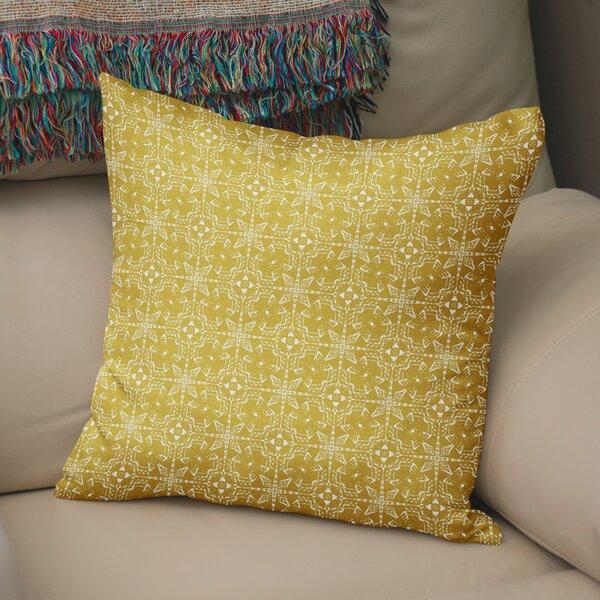 Dian Throw Pillow by Bungalow Rose