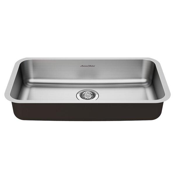 Portsmouth 30 L x 18 W Undermount Kitchen Sink
