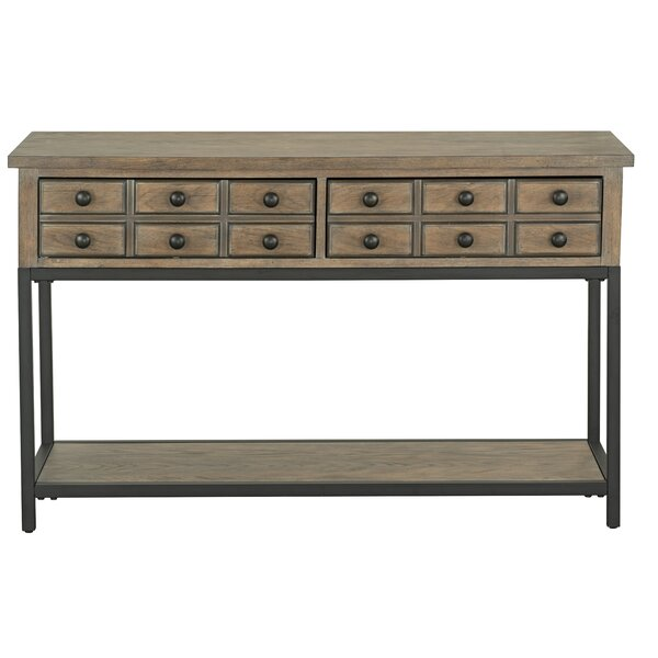 Review Schroeder Console Table