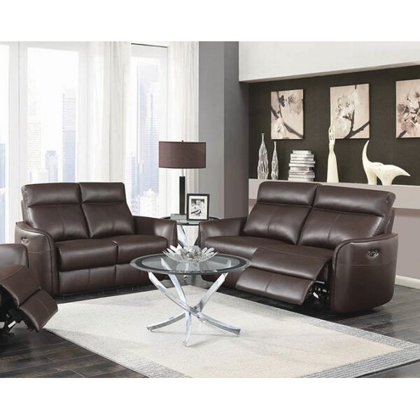 Tremblay 2 Piece Reclining Living Room Set by Orren Ellis