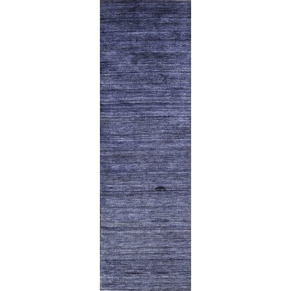 Blue Indoor Area Rug by Bokara Rug Co., Inc.