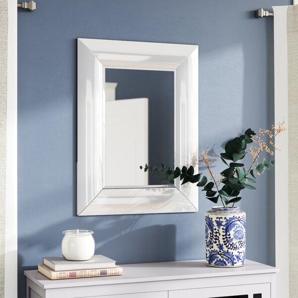 Accent Wall Mirror by Charlton Home