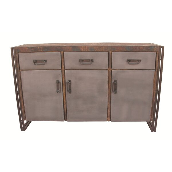 Marguerite 3 Drawer Sideboard by 17 Stories 17 Stories