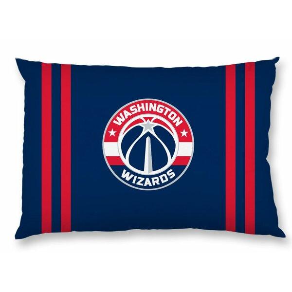 NBA Polyfill Standard Pillow by Pegasus Sports