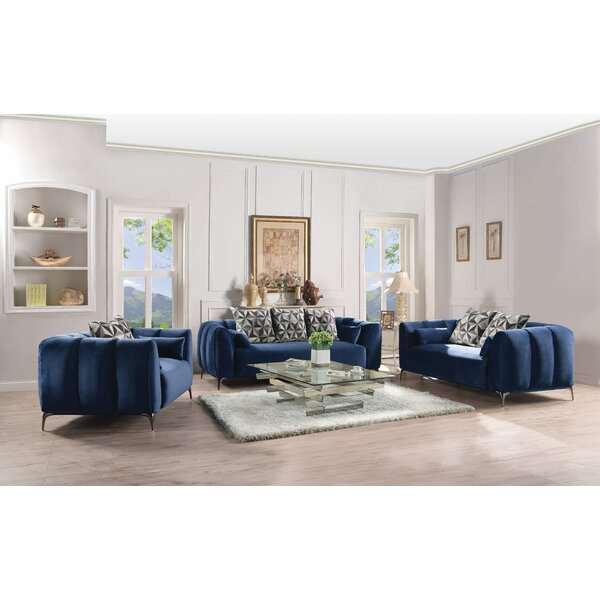 Richey Configurable Living Room Set by Everly Quinn